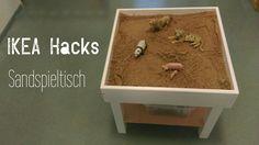 Ikea hacks. Lack-sandspieltisch