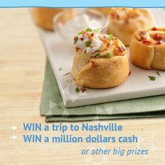 47th Pillsbury Bake-Off Recipe Contest 2014