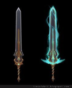 Whisper, the famous sword of Grand Vindicator Yithiel. However the only person known to unveil it's true power was The Grand Vindicator herself.