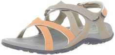 "Hi-Tec Women's Waimea Falls Sandal Hi-Tec. $39.99. Women'S Specific Last For Fit And Comfort, Additional Layer Of Underfoot Cushioning Created, Through Stroballed In Eva Lay. synthetic. Rubber sole. Heel measures approximately 1"". Performance Synthetic Upper With Soft Linings. Multi-Strap Upper Design With Hook-And-Loop Closure. Molded Strap Ends For Easy Grip"