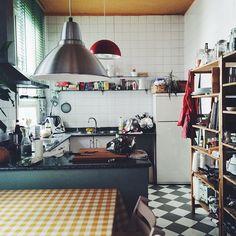 La casa de @babaaknitwear .