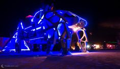Burning Man Fertility 2.0 2012 by mr. nightshade, via Flickr