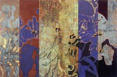 Robert Kushner,Eleven Orange Emperors, 2008