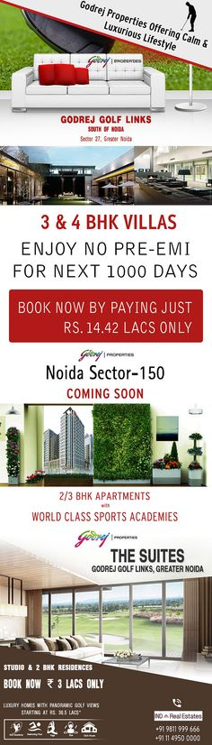 https://flic.kr/p/T3SyW2 | Godrej Properties | An as established brand in real estate India, Godrej Properties brings landmark residential & commercial projects in 12 cities across Country: www.indrealestates.com/builder/godrej-properties/