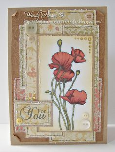 Confessions of a Papersniffer: Patchwork and Poppies