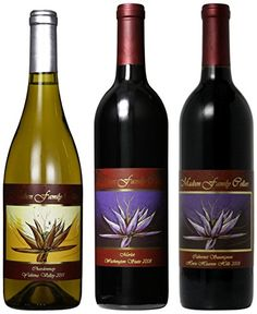 """Madsen Family Cellars """"Washington's Best"""" Wine Mixed Pack, 3 x 750 mL ** To view further for this item, visit the image link."""