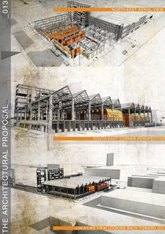 Final year project by award-winning graduate architect Dennis-Lee Stols, from South Africa.