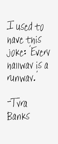 #quote #hallway #runway #fashion
