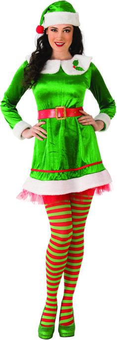 Deluxe Elf Costume Bambino