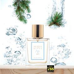 BEM-VINDO AO E.S.P FASHION BLOG BRASIL: Acqua Alpes 2677 Eau De Parfum (2017)
