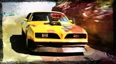 """1978 Trans Am from the movie, """" The Wraith """""""
