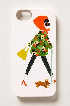 Mon Chien iPhone 5 and 5S Case #anthropologie
