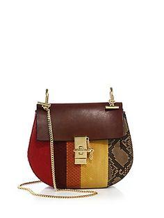 chloe two-tone emma bag
