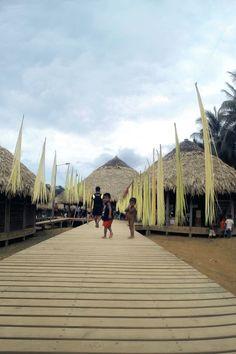 Gallery - Kipará Dé Embera Tourist Etno-village / Juan Pablo Dorado + Oficina Suramericana de Arquitectura - 4