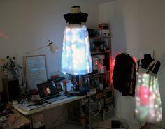 leuchte kleider
