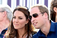Kate and Prince William Photo - The British royals watch the Cross Country Phase of the London 2012 Olympics