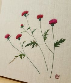 The Japanese embroidery is a brilliant piece of art creation spanning centuries old and is used to decorate ceremonial garments like on Japanese kimonos and other decorative items. Embroidery Stitches Tutorial, Sashiko Embroidery, Japanese Embroidery, Embroidery Techniques, Embroidery Patterns, Hand Embroidery, Machine Embroidery, Flower Embroidery, Creative Embroidery