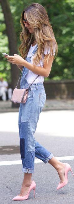 Die wichtigsten Mode-Trends für Frühling 2018: Die Must-haves der Saison #ModeTrends #damenmode