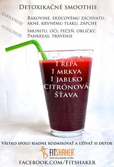 22 najčastejšie kladených otázok o smoothies - Fitshaker Smoothie Detox, Smoothie Recipes, Smoothies, Raw Food Recipes, Vegetarian Recipes, Healthy Recipes, Low Calorie Recipes, Healthy Cooking, Herbalism