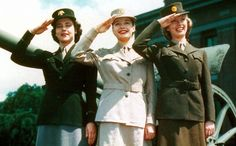World War II American Women | More than 300,000 women joined the Armed Forces during World War II ...