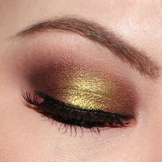 steampunk eye makeup