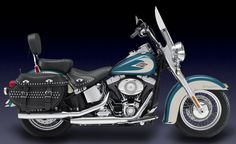 harley davidson motorcycles - Softail Classic...