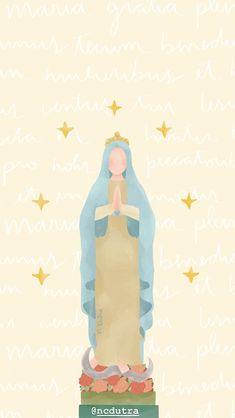 Jesus Mother, Mother Mary, Catholic Art, Religious Art, Catholic Wallpaper, Holy Mary, God Loves Me, Aurora Sleeping Beauty, Christian