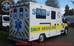 QUÉ ES UNA UNIDAD UMH DE FRANCIA ? http://www.ambulanciasyemergencias.co.vu/2015/09/UMH.html  #samu #umh #ambulancieur #tecnique #paramedic #ambulancias #emergencias #sva #svb #tes.
