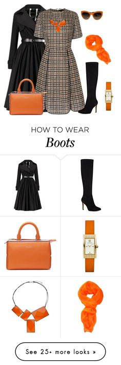 """""""outfit 5853"""" by natalyag on Polyvore featuring Nine West, Emilio Pucci, Tory Burch, One Button and Dolce&Gabbana"""
