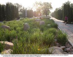 Name of Project: Qinhuangdao Botanic Garden: Landscape as settingsLocation: Qinuangdao City, Hebei, ChinaProject Type: ParkSize: 26.5 HectaresLandscape Architect:Turenscape(Beijing Turen Design Institute)