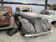 Rare 1937 Aluminum Lincoln 7 passenger Sedan with Willoughby Body