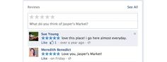 FB news - FB To Allow Page Admins To Comment On Public Reviews Of Their Pages For Places - AllFacebook  #socialmediaqca