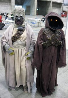 12 Best Diy Star Wars Jawa Images Jawa Costume Costume Ideas