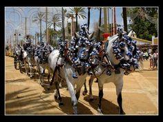 Feria del Caballo in Jerez, Spain.