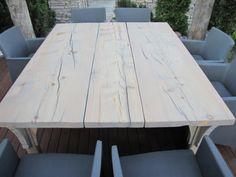Romuritari - Asiakastyöt, kaapit, lankkupöytä, plank tables ym.