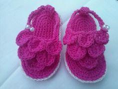Sandalias para princesas!!