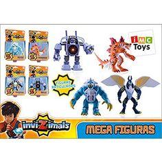 Mega figura invizimals: Amazon.es: Juguetes y juegos
