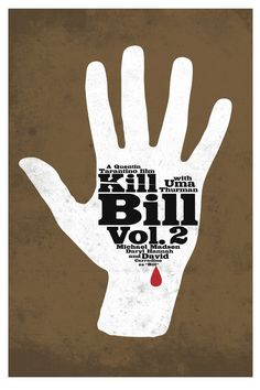 Kill Bill Vol. 2 - movie poster