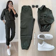Business Casual Outfits, Professional Outfits, Cute Casual Outfits, Simple Outfits, Stylish Outfits, Girls Fashion Clothes, Teen Fashion Outfits, Ideias Fashion, Photos