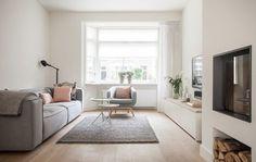Verleden en heden komen samen in deze woning in Nijmegen. Architect Bob Romijnders ging stevig aan de slag met het interieur. Het resultaat? Kijk zelf maar!