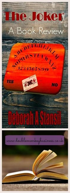 On the blog today we review The Joker, the new book by Deborah Stansil