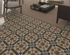 Серия VICTORIAN — Фабрика TOPCER — The Tile Club
