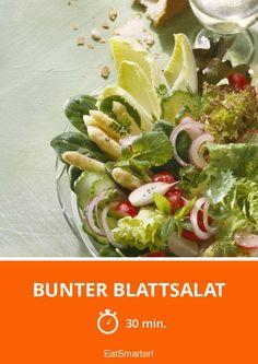 Bunter Blattsalat - smarter - Zeit: 30 Min.   eatsmarter.de