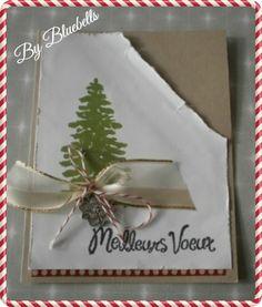 Carte Noël Roi des forêts