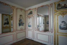 Cabinet des Fables de l'hôtel Dangé, vers 1750-1755