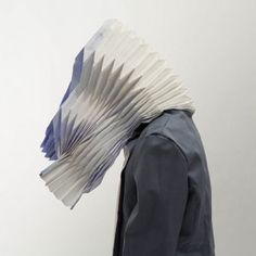 Adornments that deploy robotic wings when someone gets too close or change colour when the wearer is embarrassed have been designed for introverts by Goldsmiths graduate Lilian Hipolyte Mushi.