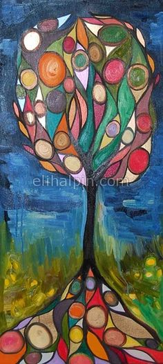 Glass Tree Sapling ~ Eli Halpin