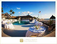 Beach Wedding At The Gasparilla Inn Fl