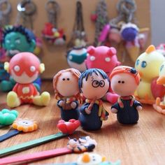 Polymerclay love