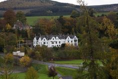 A view of the town! Craigellachie, Moray, Scotland